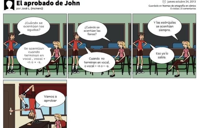 EL Aprobado de John